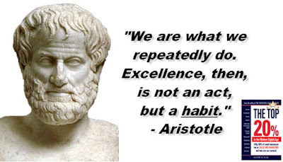 Aristotle Quote On Habits