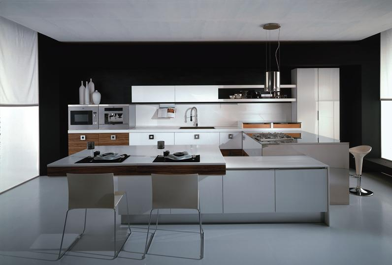 new designs and decorations featured italian kitchens