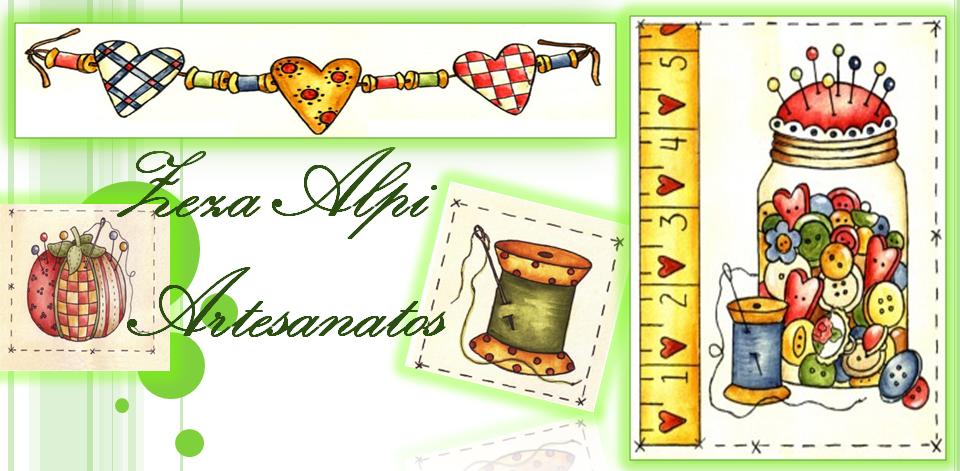 Zeza Alpi Artesanatos