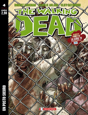 The Walking Dead #4 - Un posto sicuro