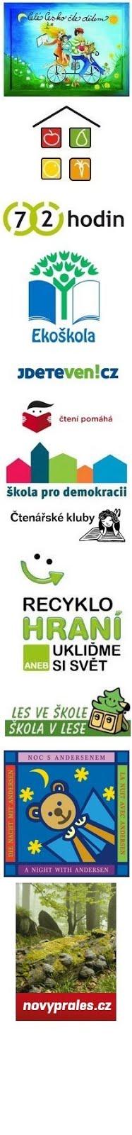 Naše škola je zapojena v těchto projektech: