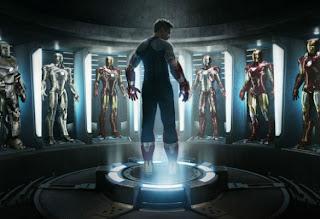 Foto Keren Kostum Iron Man 3