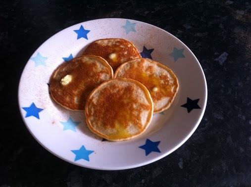 American scotch pancake recipe
