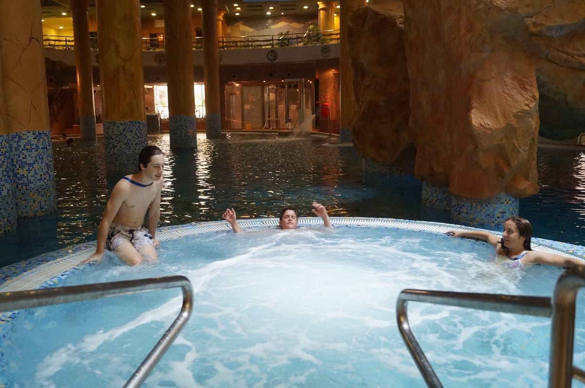 balneario Marina d´Or del hotel 5 estrellas