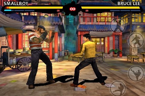 Bruce Lee Dragon Warrior (Juego Android) para el celular