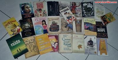 Kumpulan Koleksi Novel Terbaru Oktober 2012 Lengkap