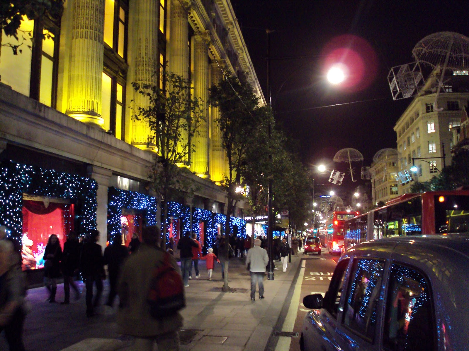 oxford street, shops, christmas shopping, busy