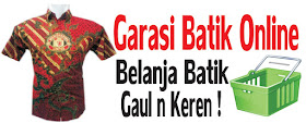 Garasi Batik Online | Jual Batik Bola | Grosir Baju Batik | Batik Sarimbit | Batik Modern