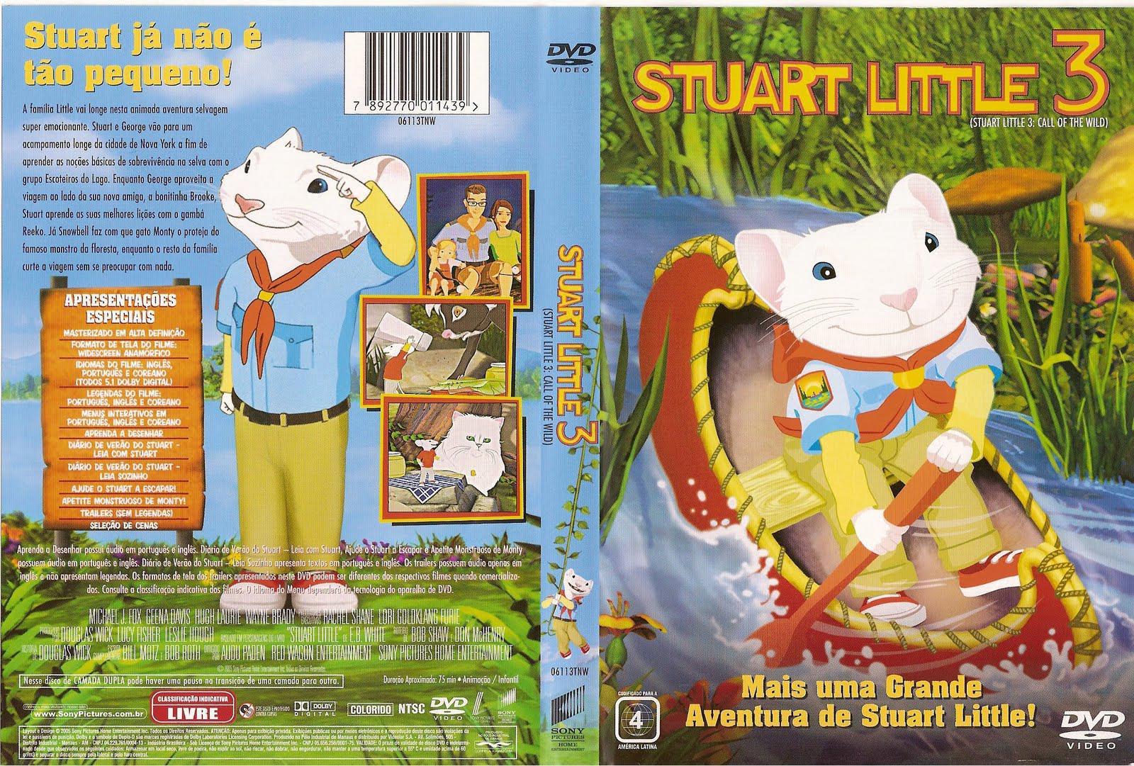 Stuart little 3 bigtits - 8