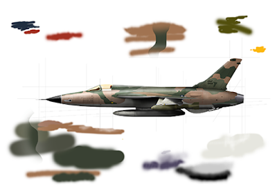 stories and illustrations of combat airplanes, missiles