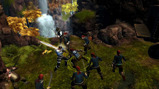 Dungeon Siege 3 screenshot