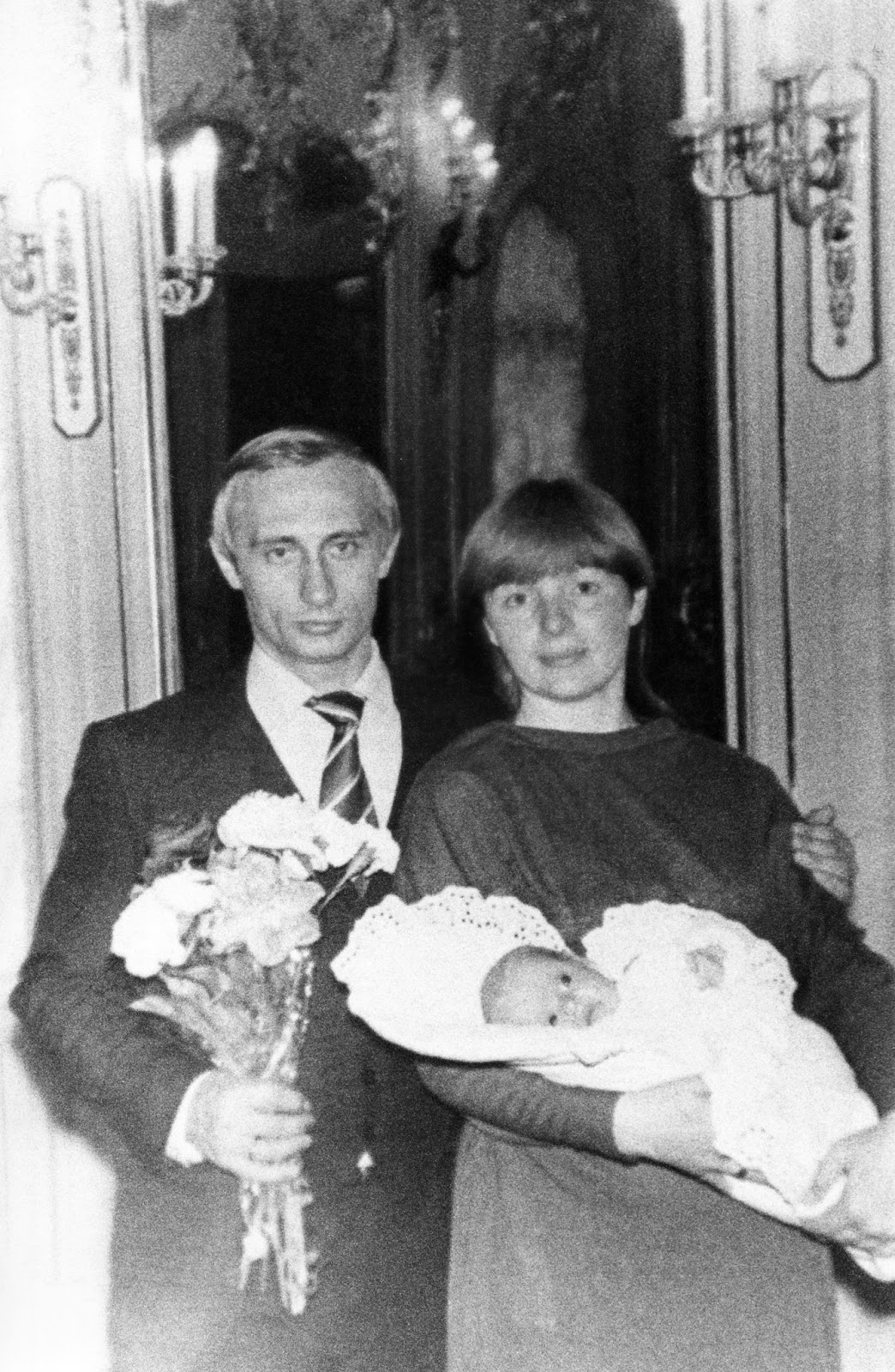 Putin has two daughters but their lives are kept a total secret. They attended college under assumed names and their professions and countries of residence are not known.