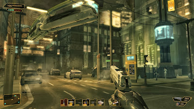 Download DEUS EX HUMAN REVOLUTION DIRECTORS CUT For PC