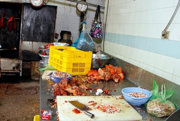 Por una buena limpieza veneciana suspenden cafeter as en - Carne manipulacion de alimentos ...