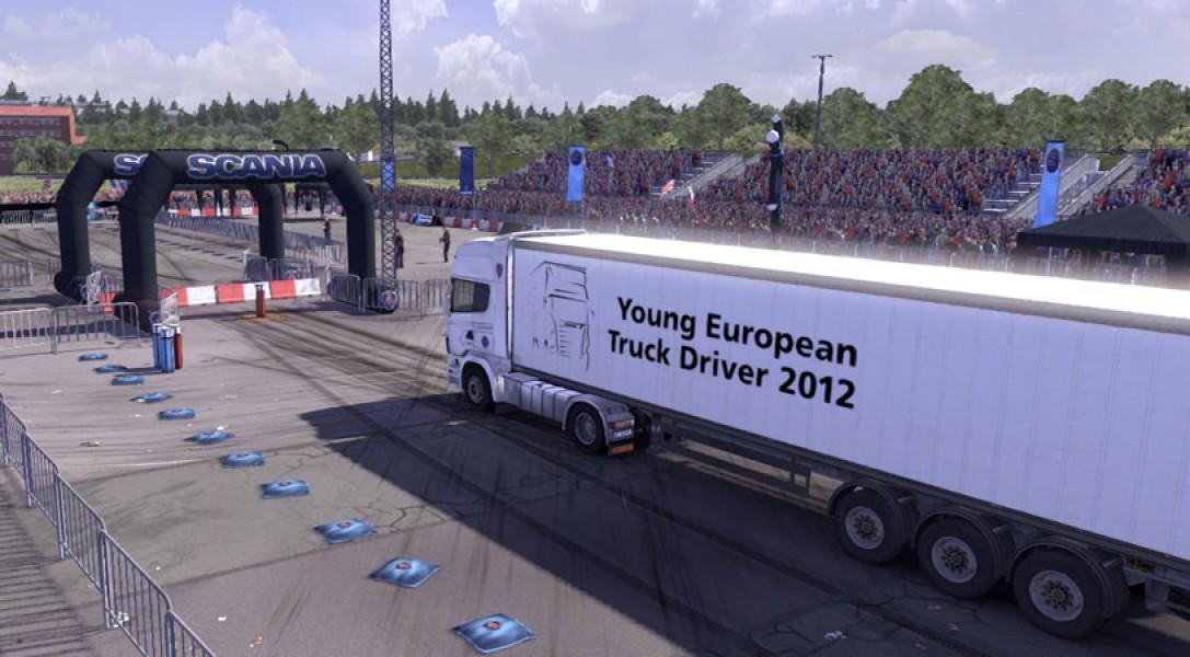 Scania Truck Driving Simulator Free Download PC Game Full