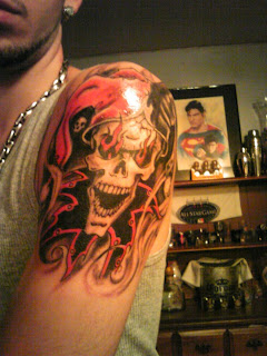 best pictures of Skull Tattoos-16