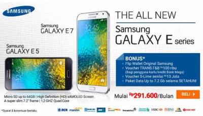 Dollar Labil, Harga Smartphone Samsung Turun Drastis
