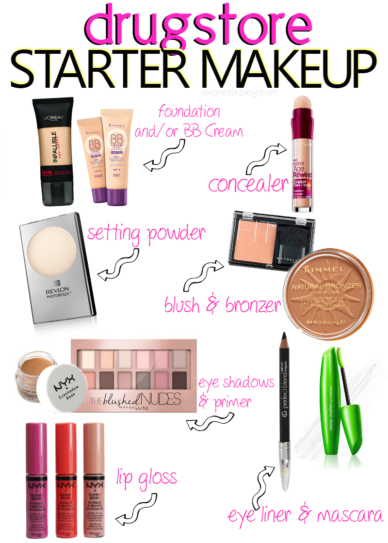 Discussion on this topic: How to Create a Starter Makeup Kit , how-to-create-a-starter-makeup-kit/
