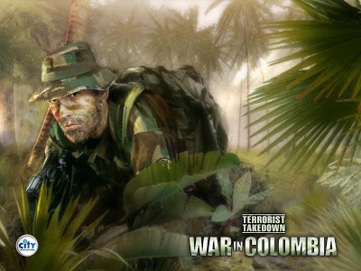 Terrorist Takedown War in Colombia Free Download PC Game