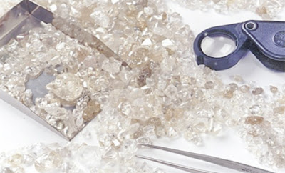 telan berlian
