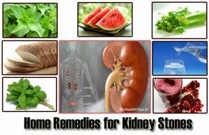 7 Useful Natural Home Remedies For Kidney Stones