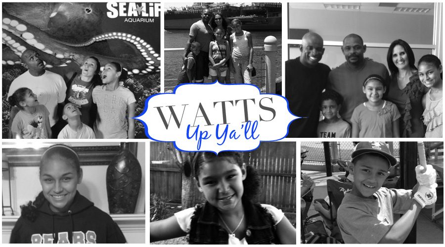 THE WATTS FAMILY