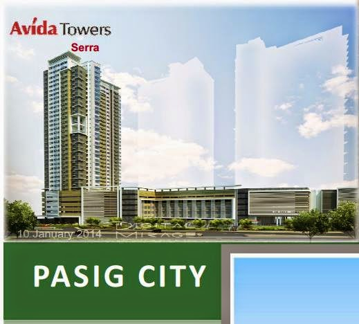 Avida Towers Serra, building, Philippines, Pasig city