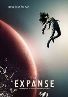 The Expanse - 1ª Temporada Séries Torrent Download capa