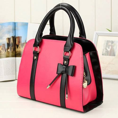 Stylish Handbag With Nice Colors