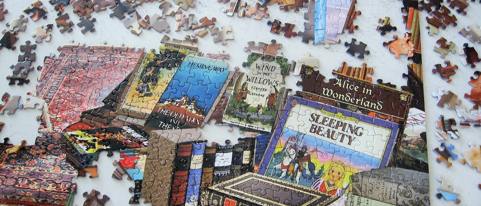 Almost Unschoolers: Mystery Puzzles - Excercises in Reading ...