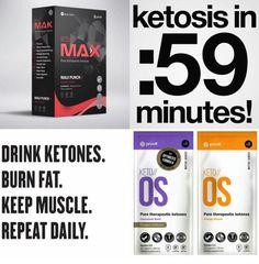 Pure Therapeutic Ketones