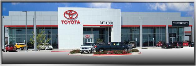 Pat Lobb Toyota   LEEDing The Way