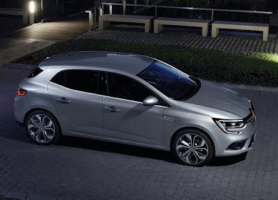 Νέο Renault Megane