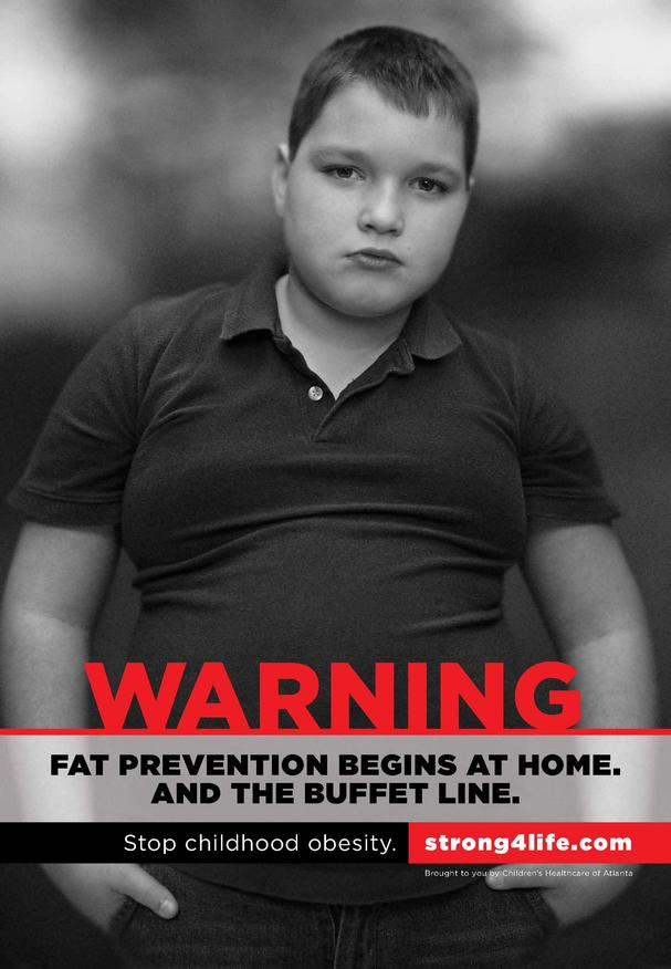 child obesity should be stopped Today childhood obesity is the most common nutritional disorder affecting  children  large cooperation's can be stopped from attacking young children's  lives.