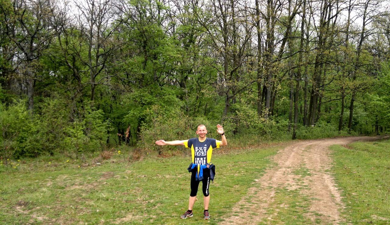 Ciprian Ştefănescu aleargă la Transmaraton pentru Pădurea Copiilor, un proiect al celor de la Viitor Plus