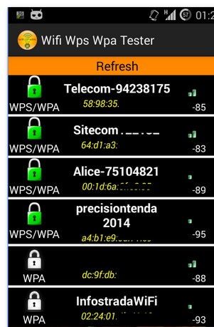 Wifi Password Hacker For Android: WPA WPS Tester Premium ...