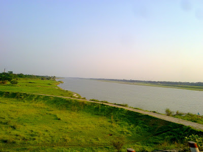 Amazing River in Bangladesh