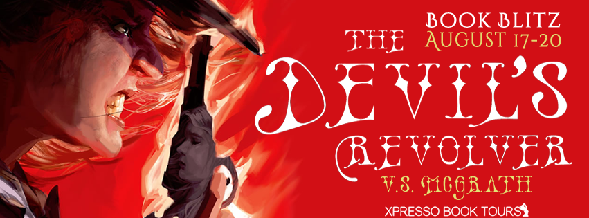 The Devil's Revolver Book Blitz