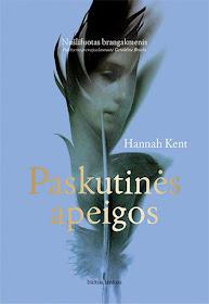 """Šiuo metu skaitau Hannah Kent """"Paskutinės apeigos"""""""