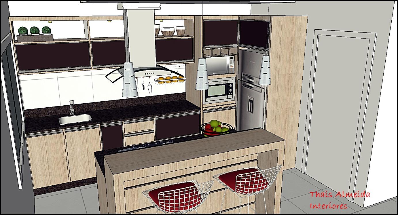 Cozinha Com Ilha Central Planta Baixa Oppenau Info