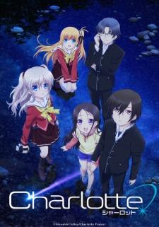 OVA Anime Charlotte Diumumkan Rilis Maret 2016