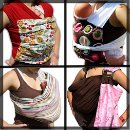Baby Sling Pattern Combo