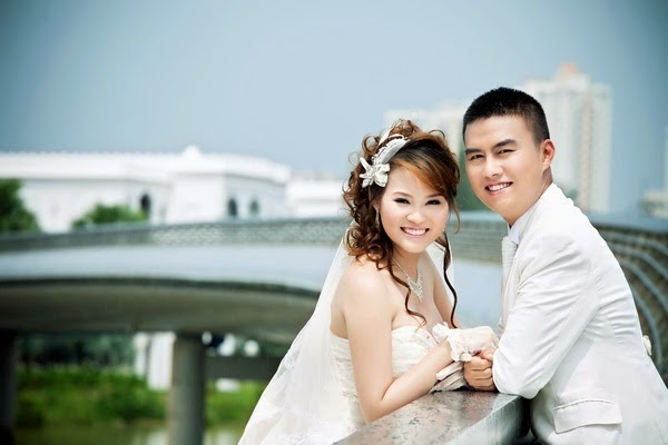 địa điểm chụp ảnh cưới đẹp nhất ở Sài Gòn