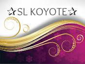 ★SL-Koyote★