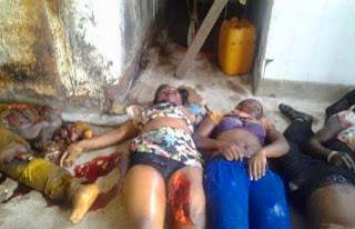 Wicked World! A Family Was Poisoned To Death in Enugu State