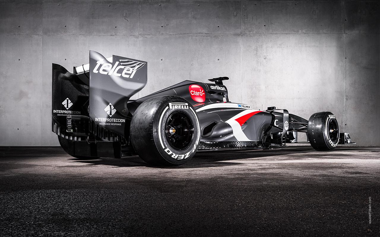 Sauber C32 2013 F1 Wallpaper KFZoom