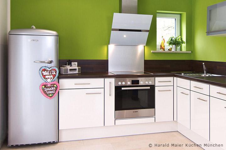 Wir renovieren Ihre Küche : Kleine Kueche