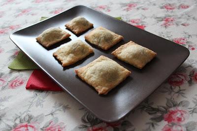 Paszteciki z pieczarkami (Bajeczne smaki)