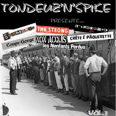 COMPIL TONDEUZ'n'SPIKE vol.3