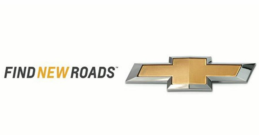 Resultado de imagen para logo chevrolet find new roads